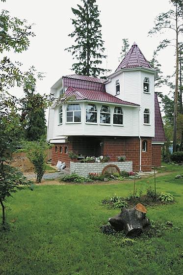 красивый дом проект