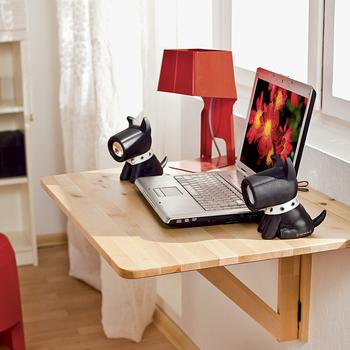 дизайн однокомнатной квартире рабочее место