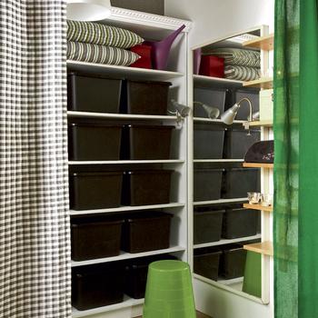 дизайн однокомнатной квартире система хранения