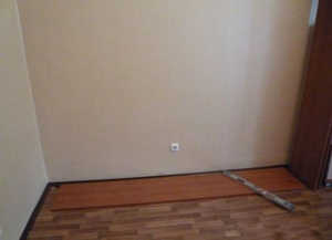 Самодельная Шкаф-кровать