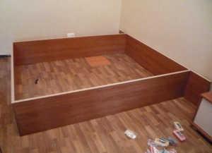 Самодельная Шкаф-кровать для маленькой квартиры