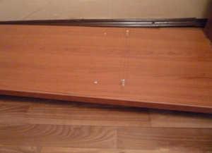 Шкаф откидная кровать