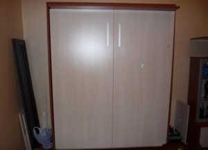 Самодельный Шкаф-кровать