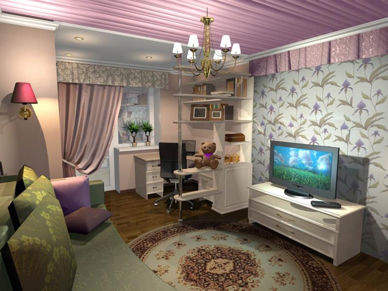 дизайн для гостиной в трех комнатной квратире