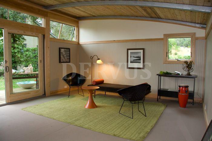 щитовой гостевой домик дизайн