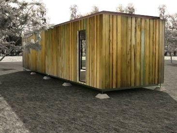 модульный дом проект
