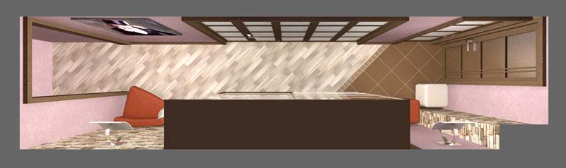 проект для коридора