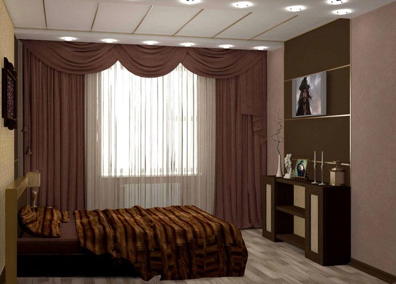 дизайн для спальной комната