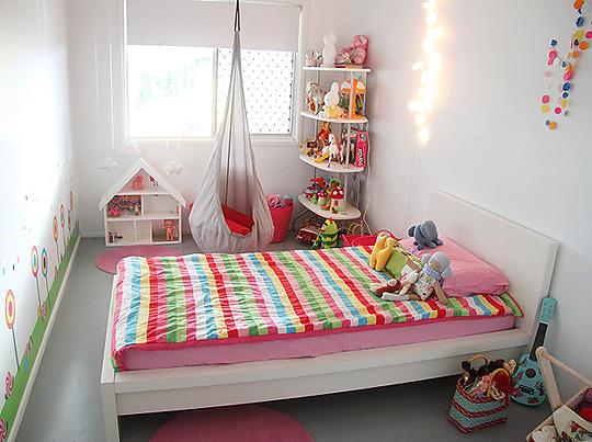 Дизайн детская спальня