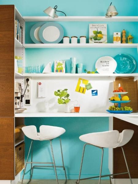 дизайн идеи для маленькой кухни