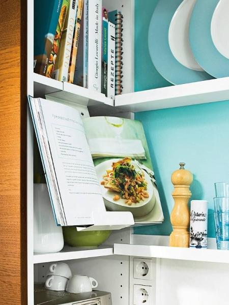 нестандартные идеи в маленькую кухню
