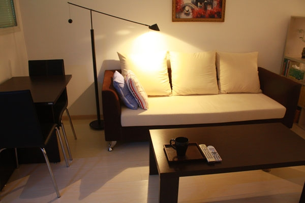 маленька квартира студия зонировани
