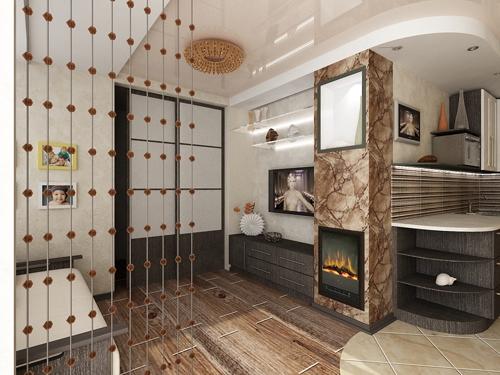Ремонт хрущевок - фото. Интерьеры и дизайн-проекты квартир ...