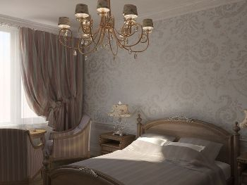 проект спально комнаты