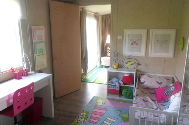 Домтрансформер habitaflex комната для детей