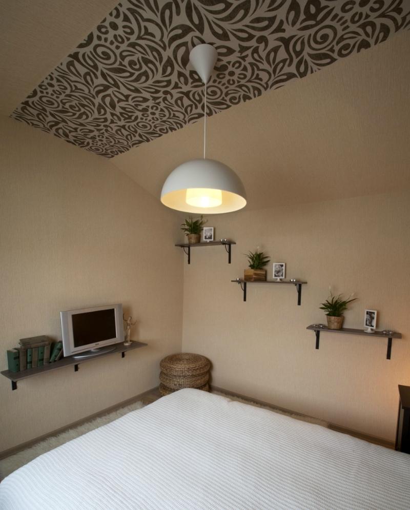 мобильный дом - спальня