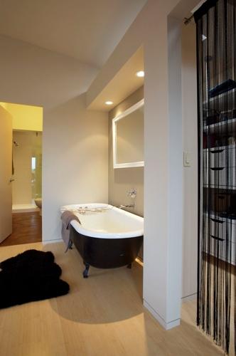 внутренняя отделка дом из бытовок ванная комната