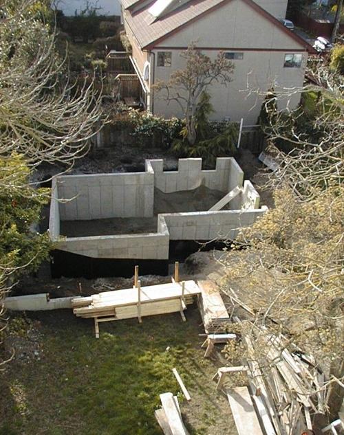строим дом из контейнеров