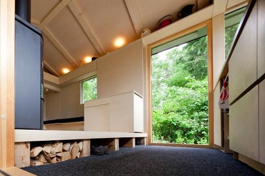 уютный домик для дачи