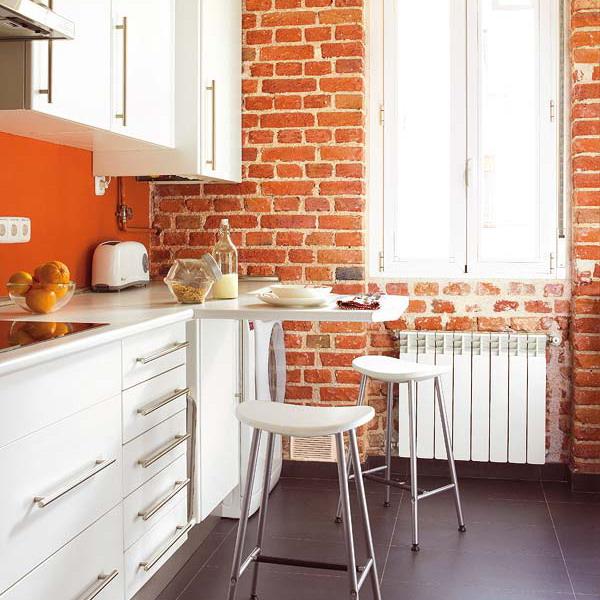 камфорт на маленькой кухни