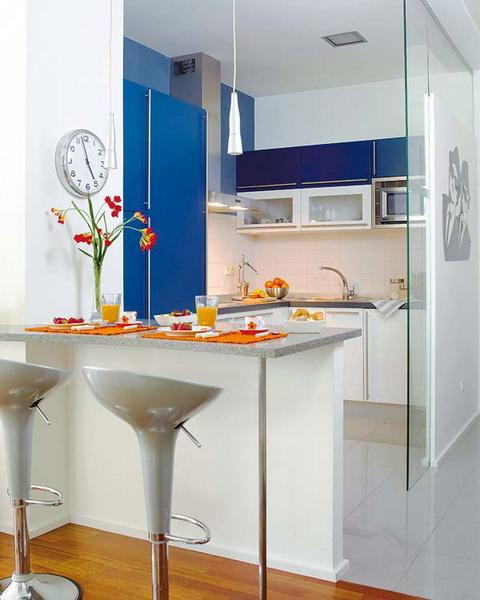 идеальная маленькая кухня