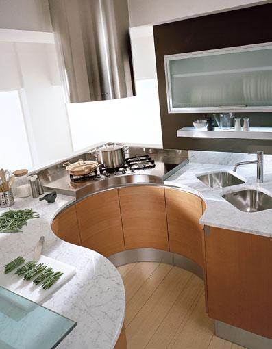 Подборка идей для маленькой кухни