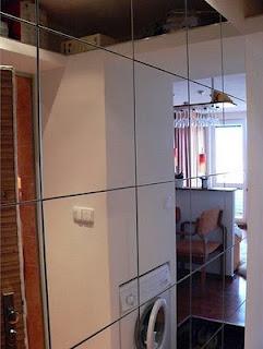 маленькая квартира прихожая