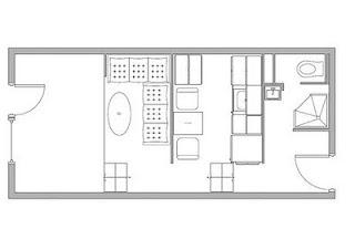 Дизайн для коммуналки - план