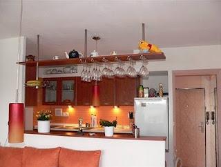 Гостиная в маленькой квартире