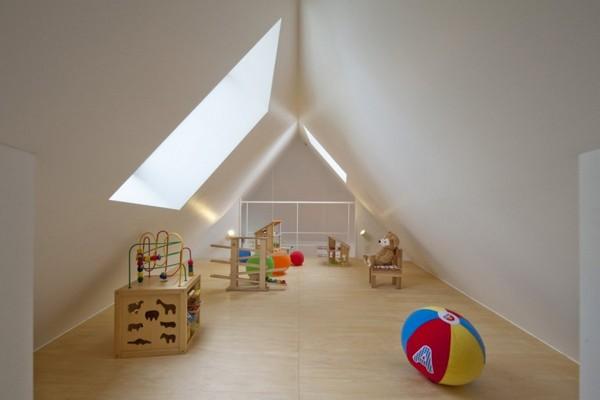 маленькая дом детская комната