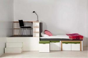 складная мебель для небольшой комнаты