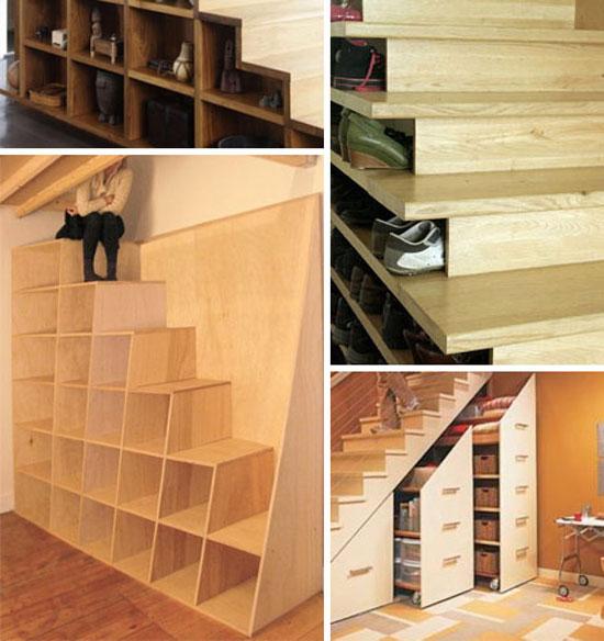 шкаф лестница