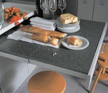 маленькая кухня идеи для увеличения пространства