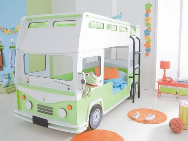 Самые необычные детские кровати