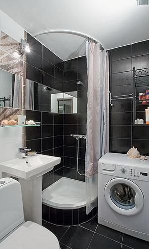 интерьер для ванная в хрущевки