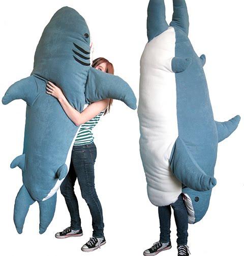 Акула спальный мешок