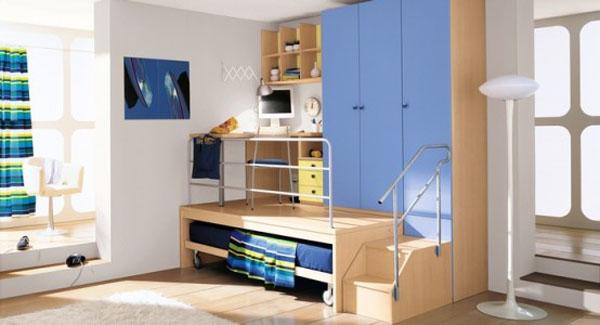 кровать - офис - стол