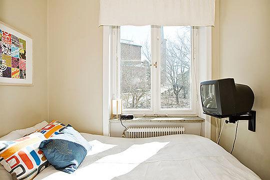 дизайн маленькой спальной