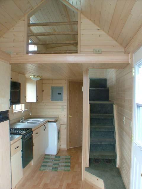 кухня для дома на колесах