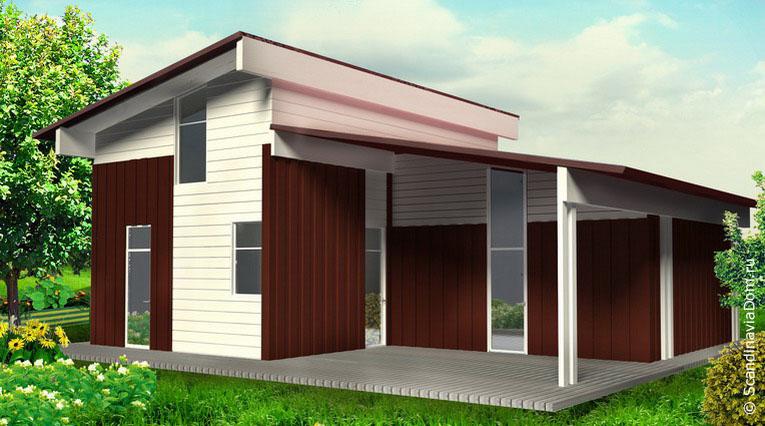 проект Шведский дом