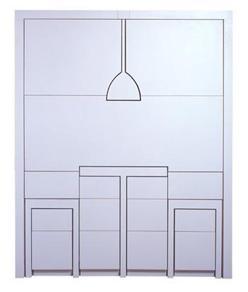 шкаф в маленькую кухню