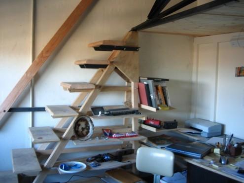 Лестница подборка идей