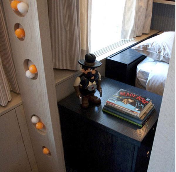 прикроватна тумба для детской комнаты