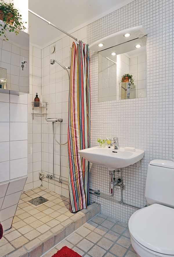 ванна на чердаке