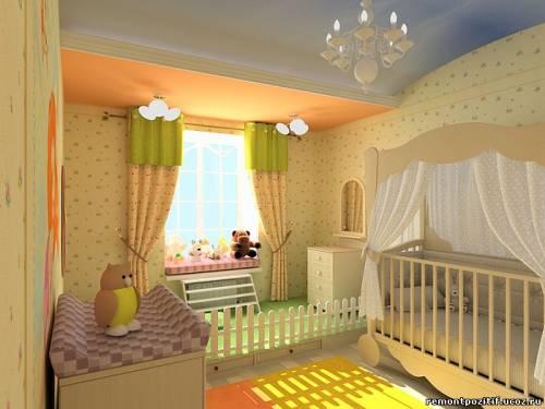 Подиум для детской комнаты
