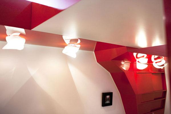 дизайн маленькой квартиры свет