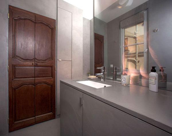 дизайн маленькой квартиры ванна