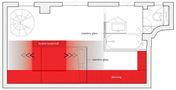 дизайн маленькой квартиры план