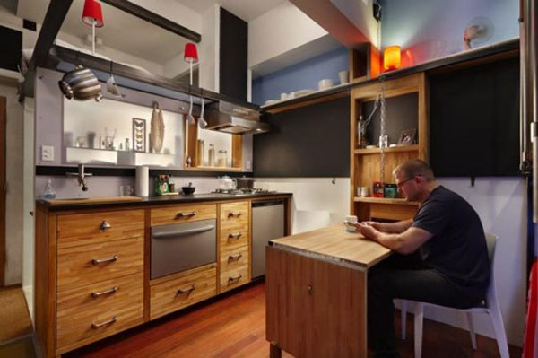 сталовая и кухня